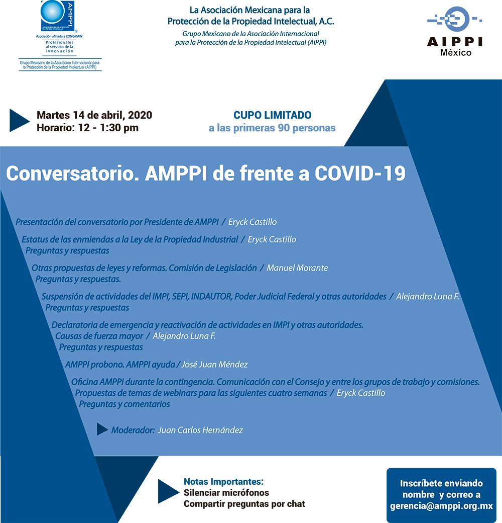 webinar covid19