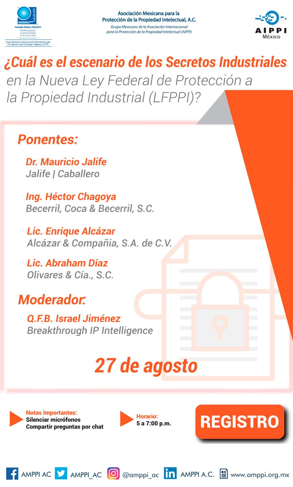 cartel LFPPI